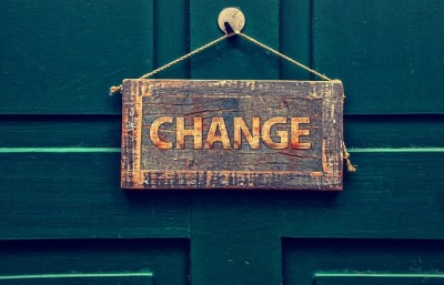 The Process of Change
